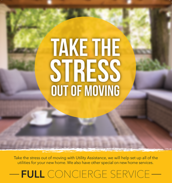 Take the Stress Out Moving Help